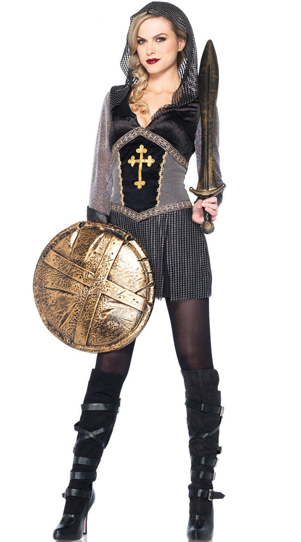Women's Joan Of Arc Costume N9969
