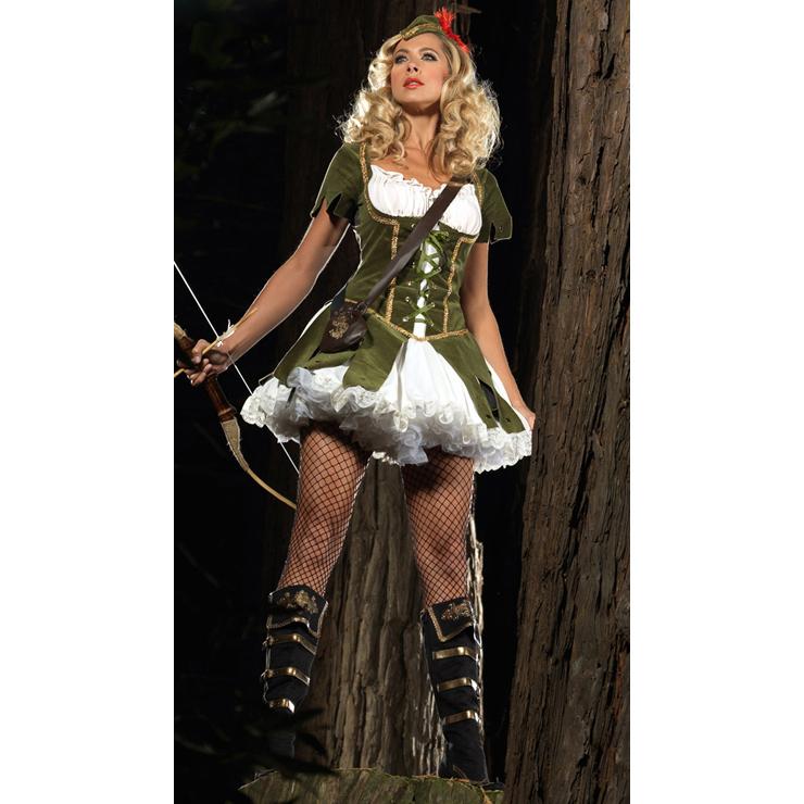 Women's Robin Hood Costume N4724