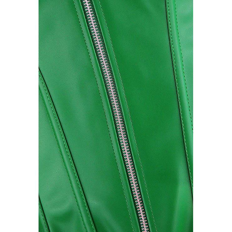 Outerwear Corset for Women, Fashion Body Shaper, Cheap Shapewear Corset, Womens Bustier Top, PU Leather Corset,#N11286