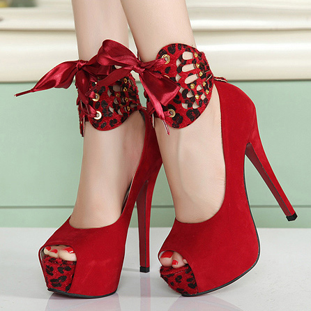 Womens Sexy High Heels SWS12044