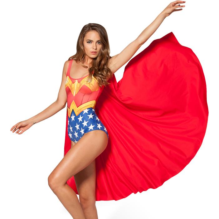 0648f15b771 Wonder Woman Swimsuit N7802