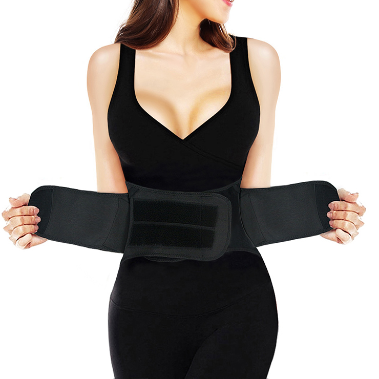 Waist Gym Trainer Corset, Waist Trainer Cincher Belt, Slimmer Body Shaper Belt, Cheap Sport Gym Waist Cincher Belt, Acrylic Bones Corset Belt, #N11731