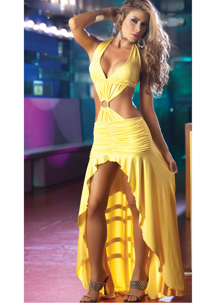 Yellow Gown GW1725
