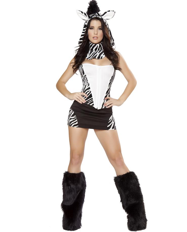 Zebra Halloween Costume N4758