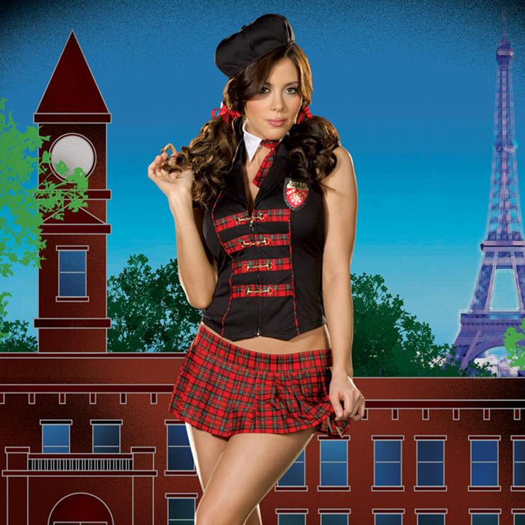 ec093b12761 femme fatale academy costume N4940