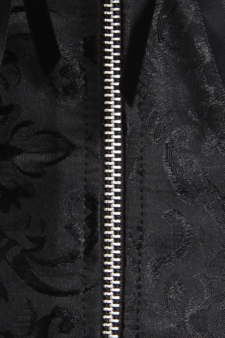 Strapless corset, front zipper Corset, Sexy Corsets, #N2263