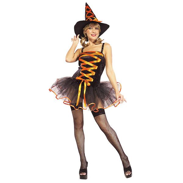 1pc witch costume w1583