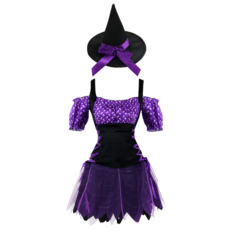 light up dress, Switch Witch, light up costume, #N3037