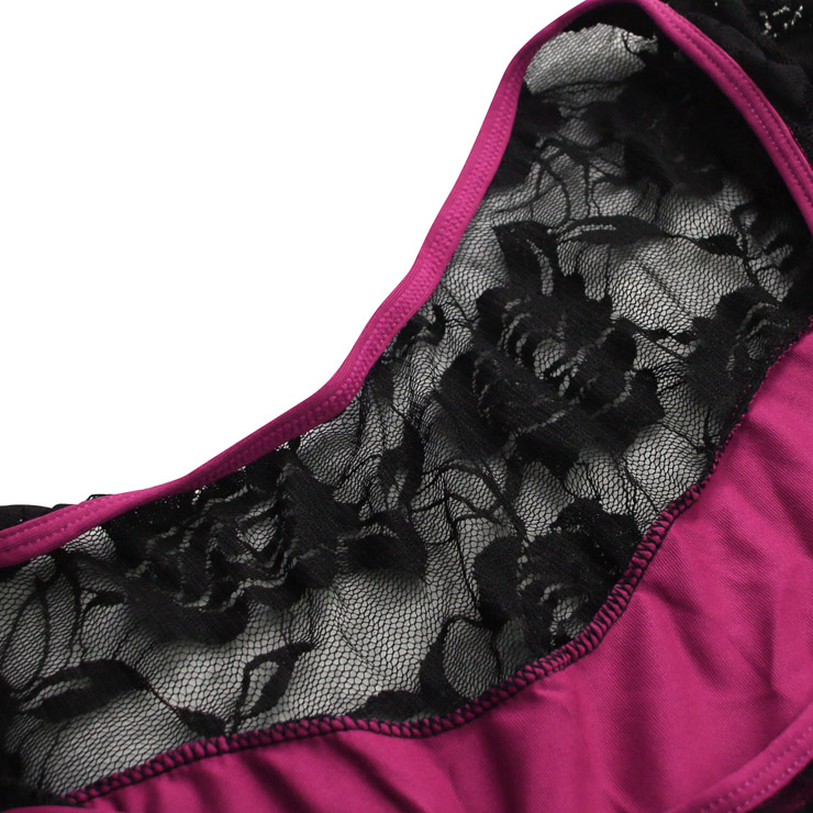 pink Long Sleeve Dress, pink Dress, Long Sleeve Dress, Sexy Black Lace Lingerie, Sexy Lace Chemise, Sexy Clubwear Bodycon Mini Dress, #C1989