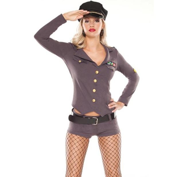 sc 1 st  MallTop1.com & Womens Top Gun Costume N1601