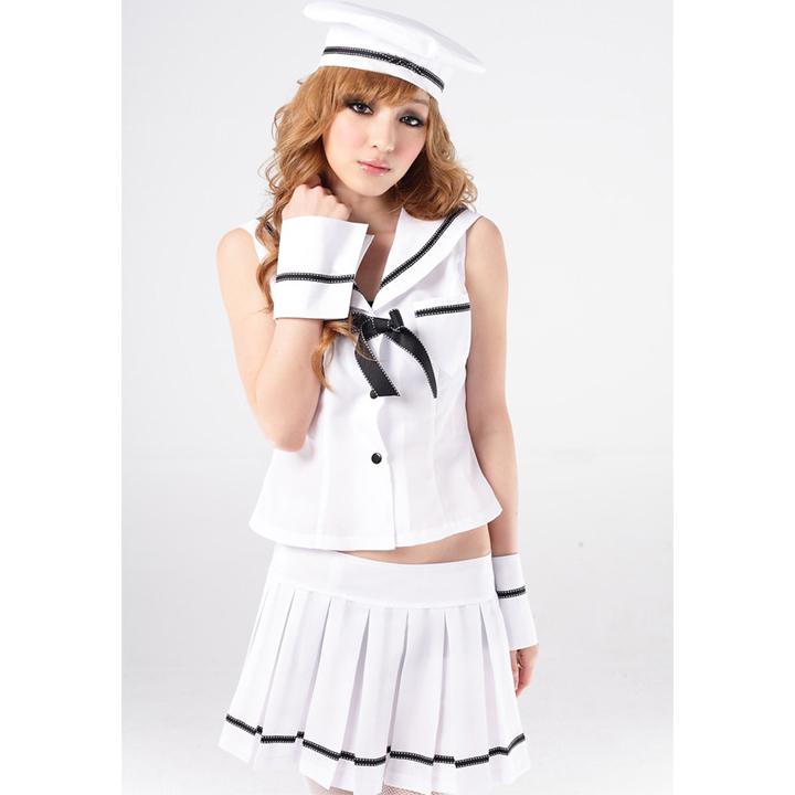 Sexy Sailor Costume M1578