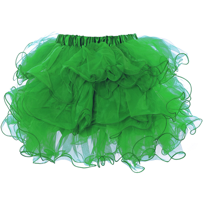 Green Tutu Skirt 39