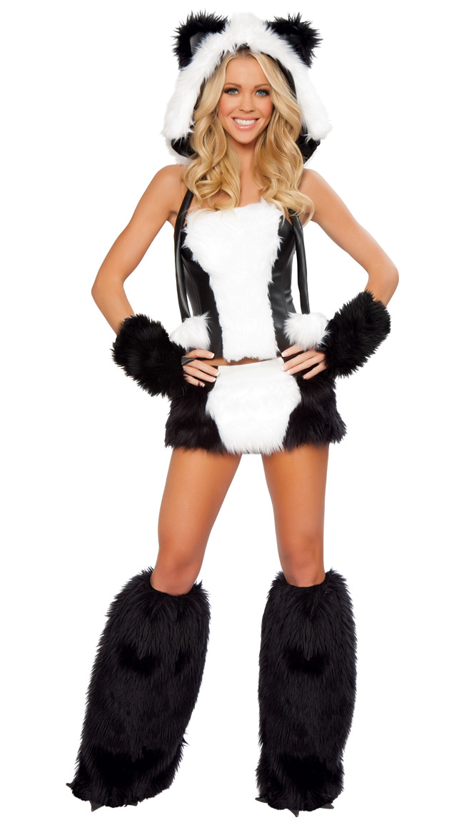 Really. All adult bear costume panda