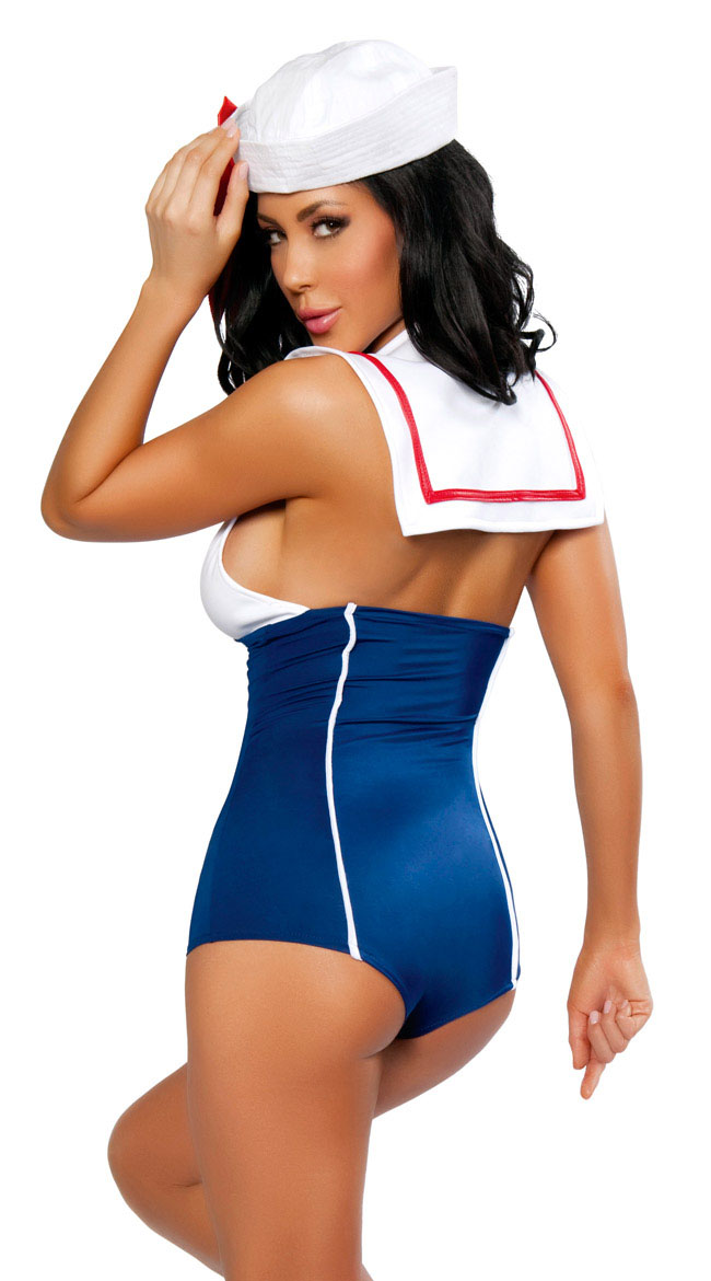 sexy pin up girl costumes № 308669