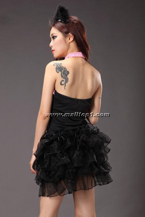 N3322 sexy lingerie wholesale for women. Black-Cat-Costume-N3322. Black ...