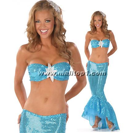 pic Mermaid Costume M2260 2 54 Sexy Sailor Costume, Sexy Mermaid Costumes, Sailor Costumes Women, Adult ...