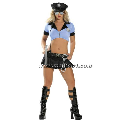 sexy costumes cop robber costumes