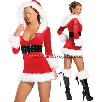 Sexy Santa Outfit XT3091