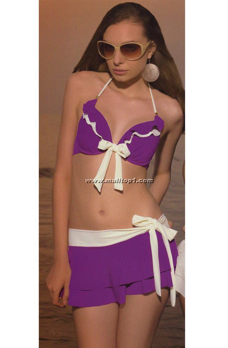 Skirted Bikini BK6145