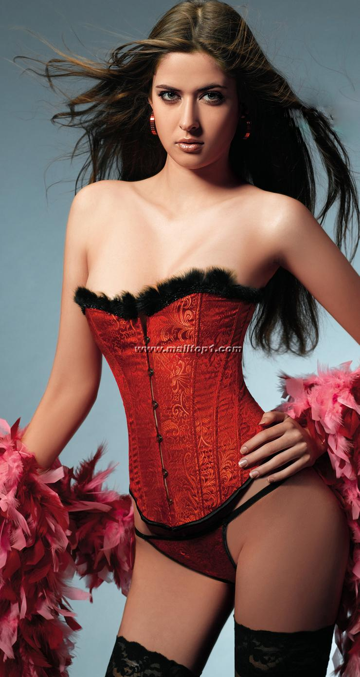 underwire bustier, lace up corset bustier, Sexy Plus Size Corsets, #N2272