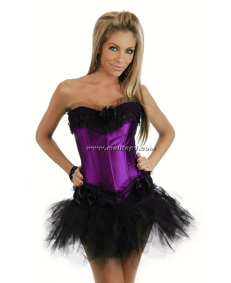 Sexy Bustier, Sexy Bustier Corsets, Sexy Plus Size Corsets, #N2651