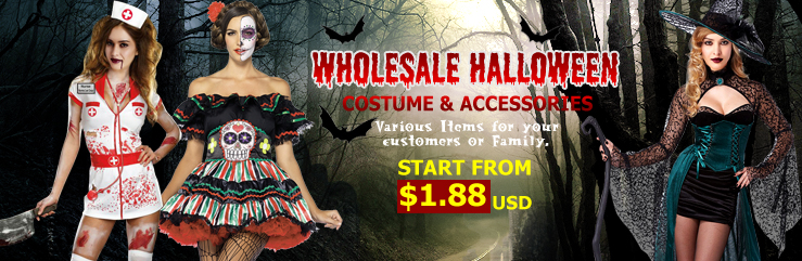 Wholesale Halloween costume